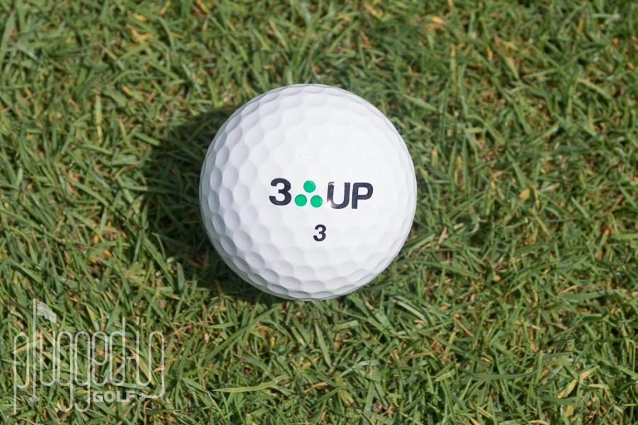 3 Up Golf 3F12 Golf Ball Review