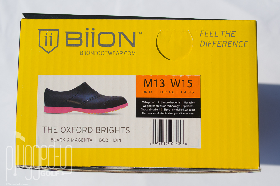 Biion Golf Shoes (2)