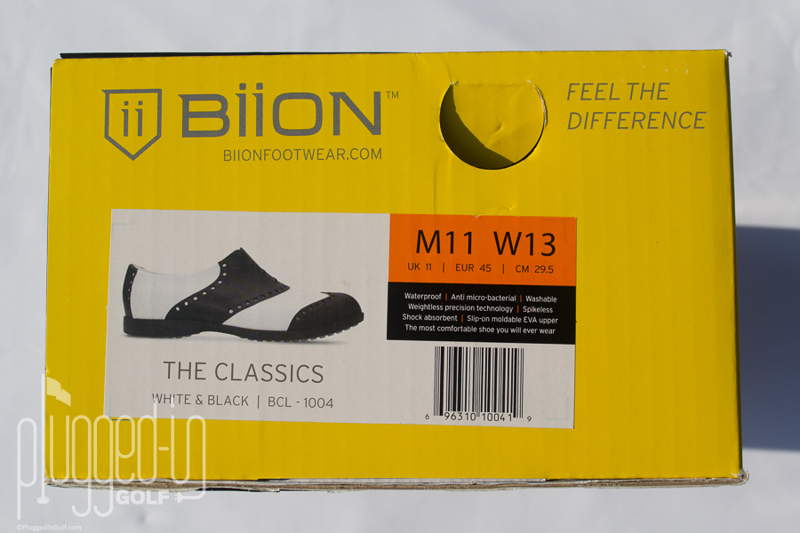 Biion Golf Shoes (4)