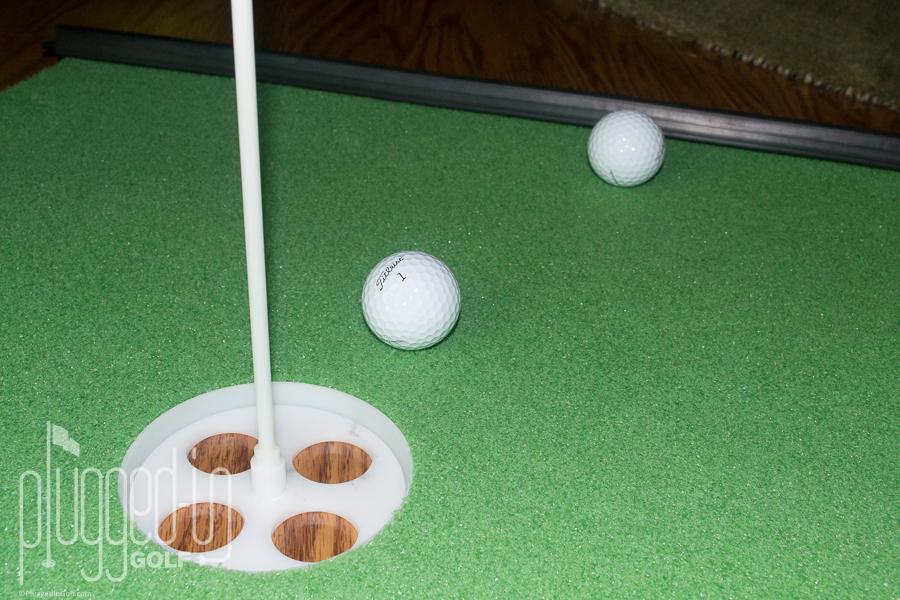 BirdieBall RollTech Indoor Practice Putting Green Review
