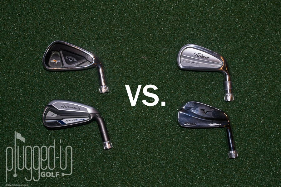 Distance Irons vs Traditional