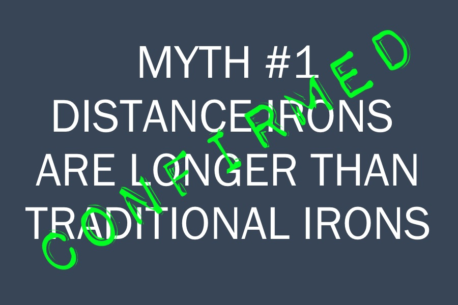 Myth 1 Confirmed