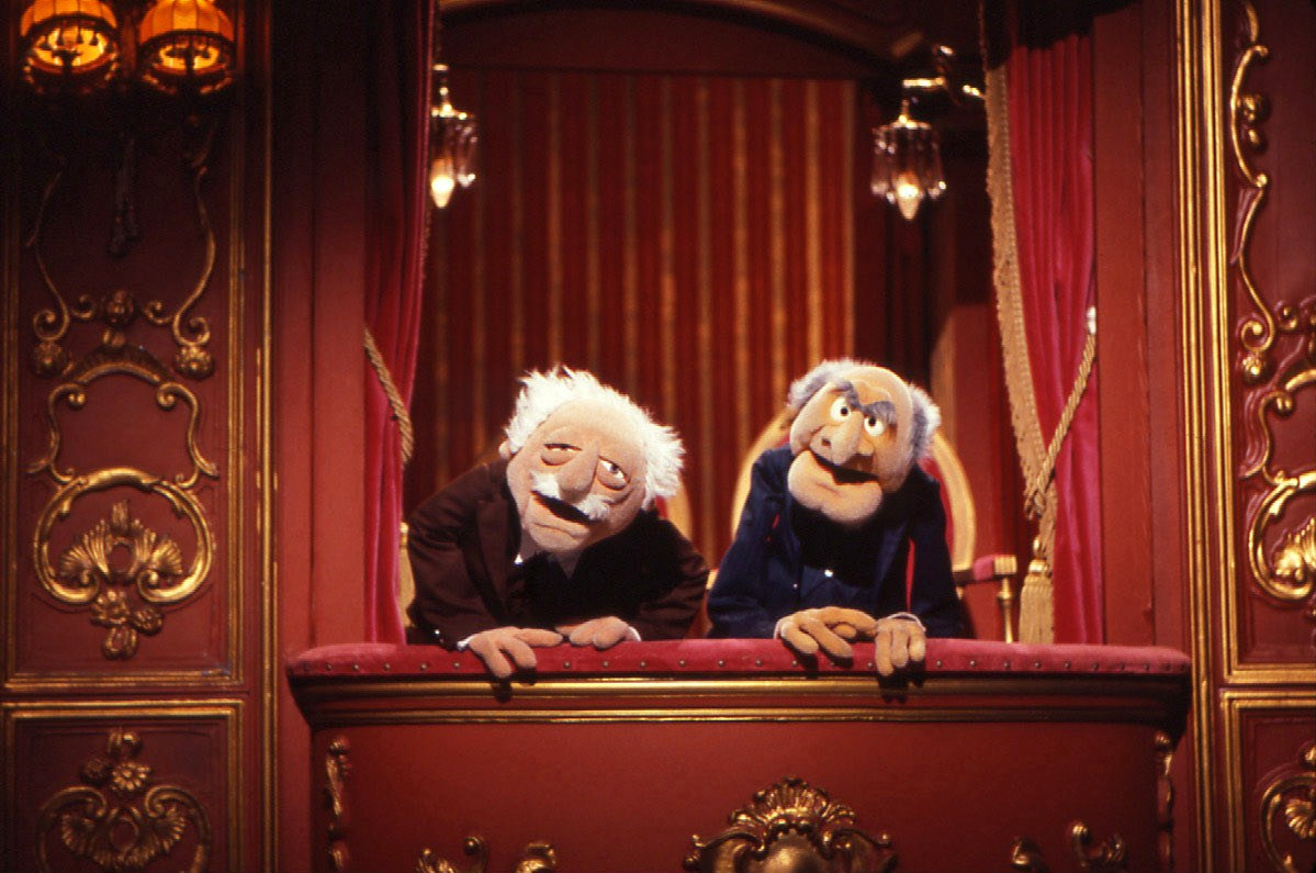 Stadler and Waldorf