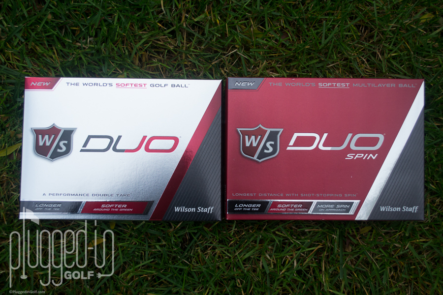 Wilson Staff Duo & Duo Spin Golf Ball Review