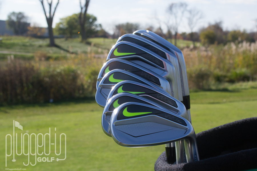 Nike Vapor Pro Combo Irons Review Plugged In Golf