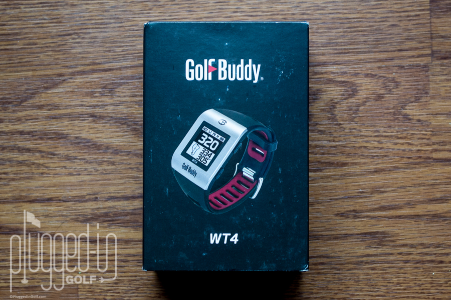GolfBuddy WT4 GPS Watch Review