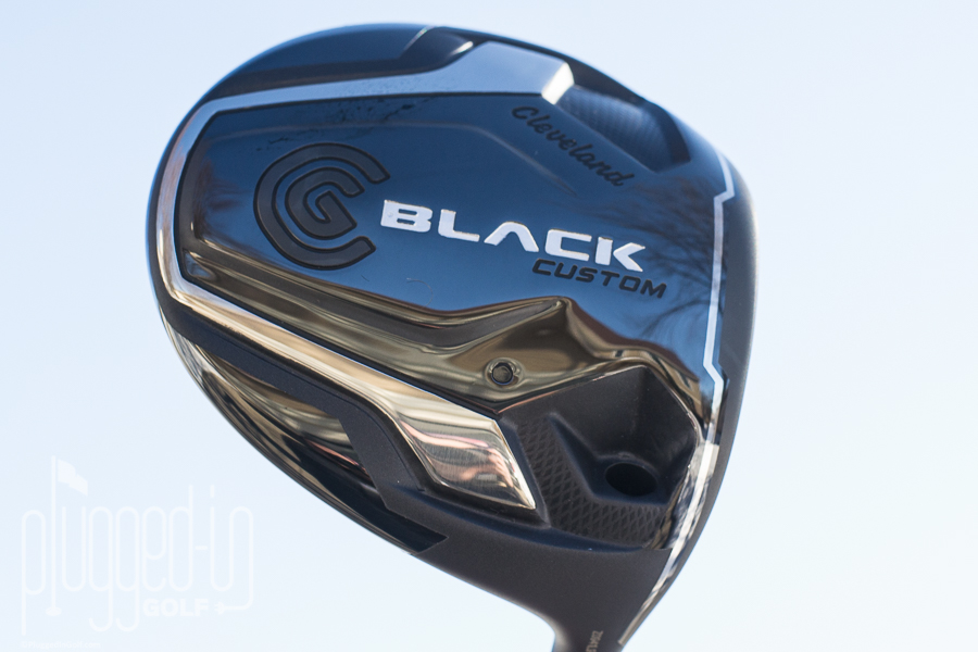Cleveland Cg Black Custom Driver Review Plugged In Golf