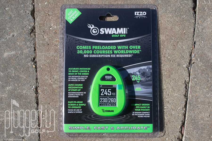 Izzo Swami Sport Golf GPS Review