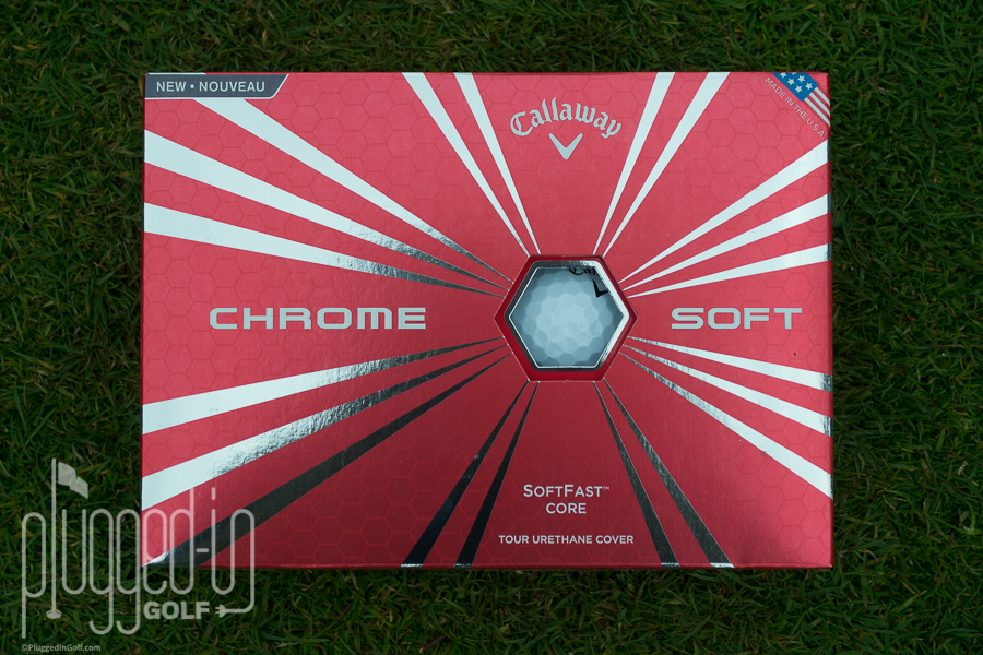 Callaway Chrome Soft Golf Ball Review