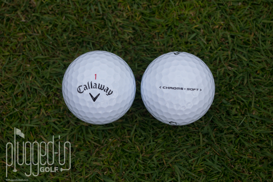 Callaway chrome soft golf ball review plugged in