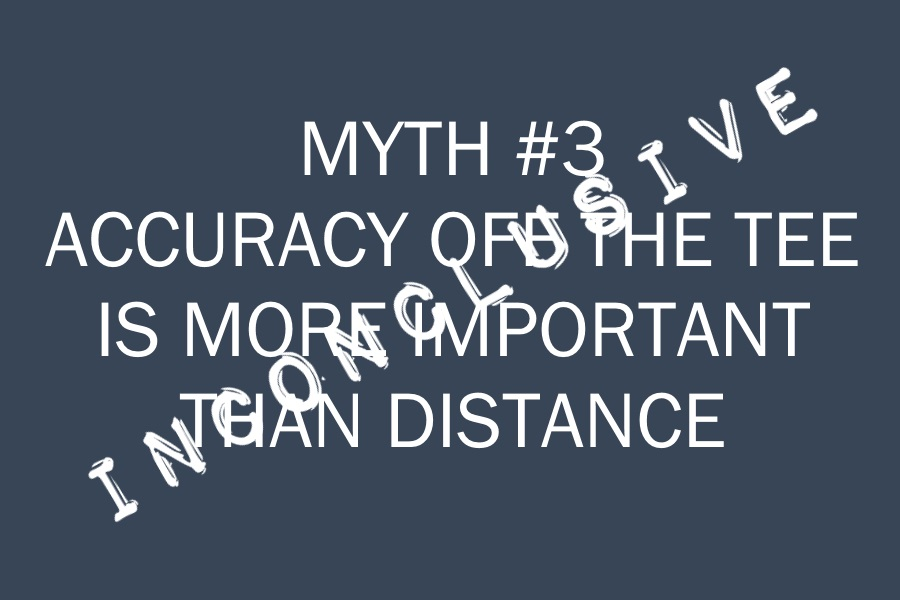 MYTH 3 Inconclusive