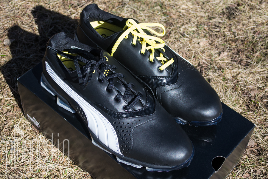 puma titan tour shoes