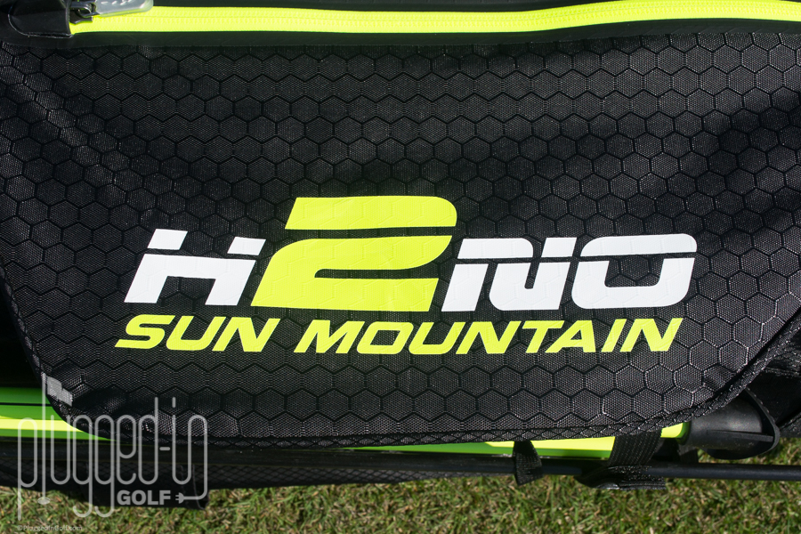 Sun Mountain H2NO Lite Stand Bag Review
