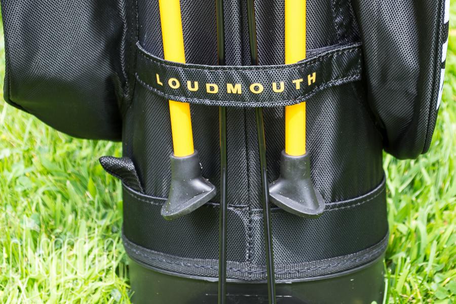 Loudmouth Bag 18