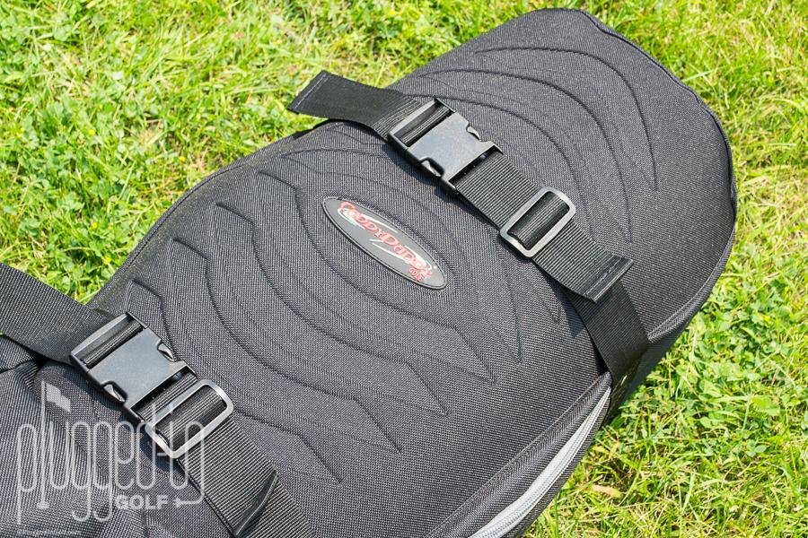 CaddyDaddy Phoenix Travel Golf Bag Review