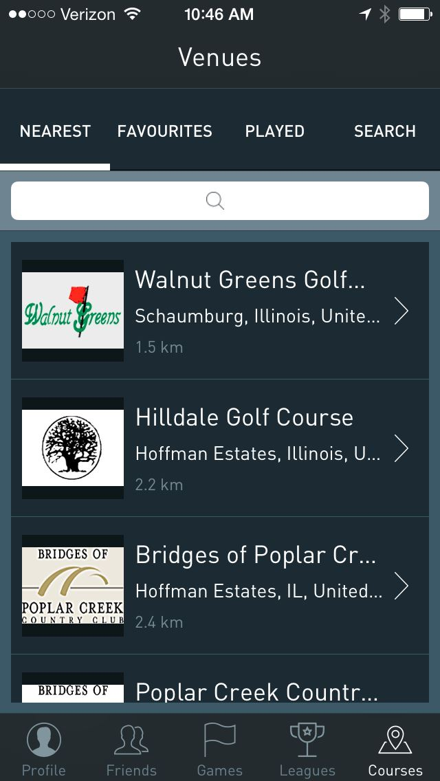 VPAR Golf App Review
