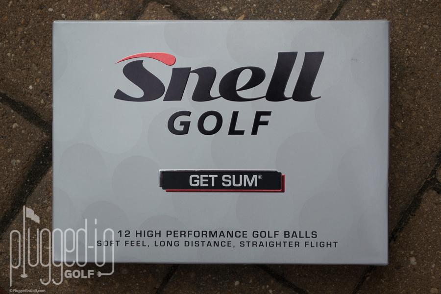 Snell Golf Get Sum Golf Ball_0053