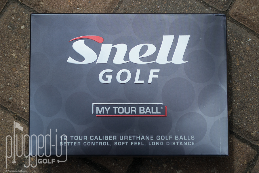 Snell Golf My Tour Ball Review