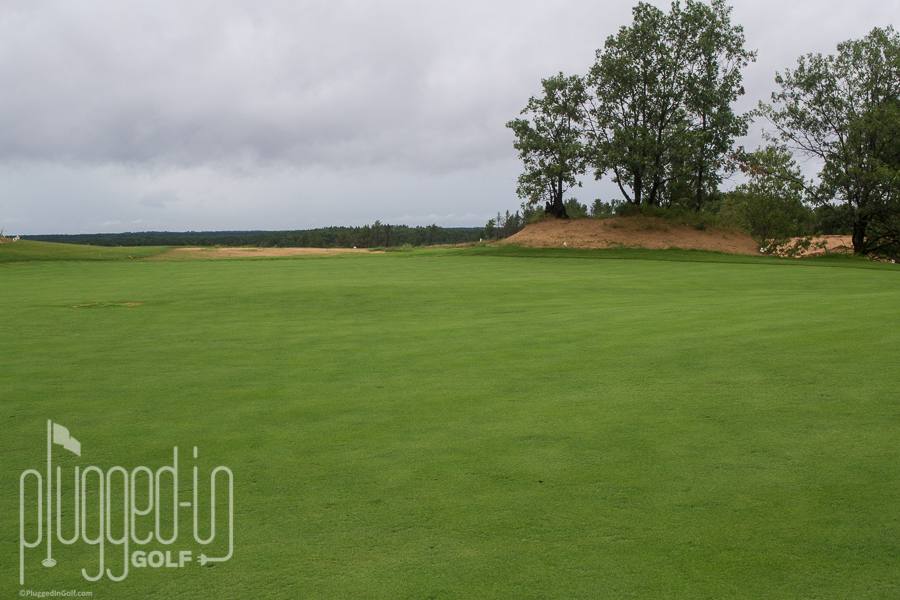 """The putting green on top of """"The Volcano"""" 3/3"""
