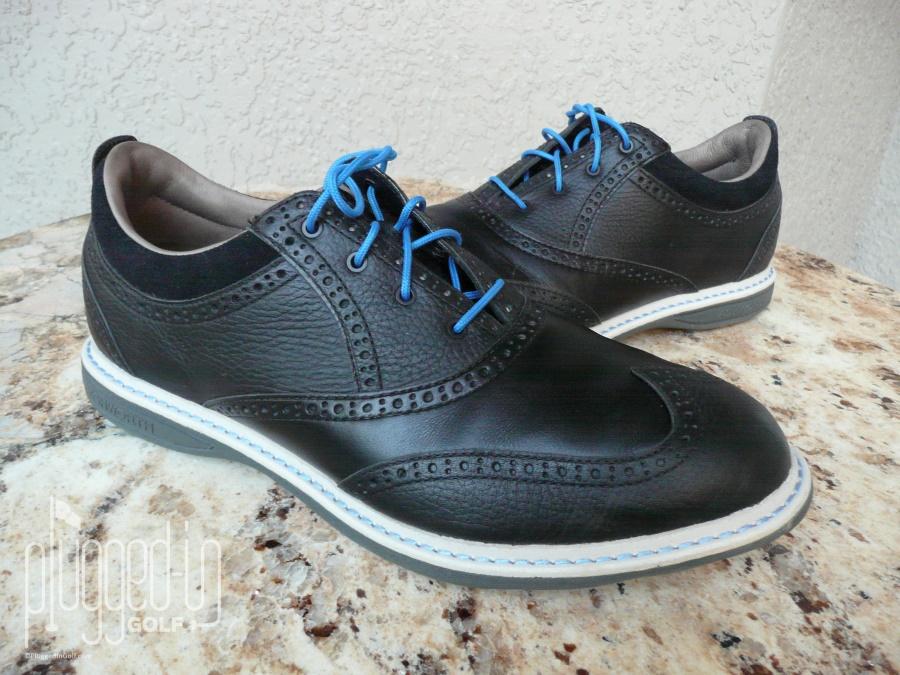 Ashworth Encinitas Wing Tip Golf Shoe Review