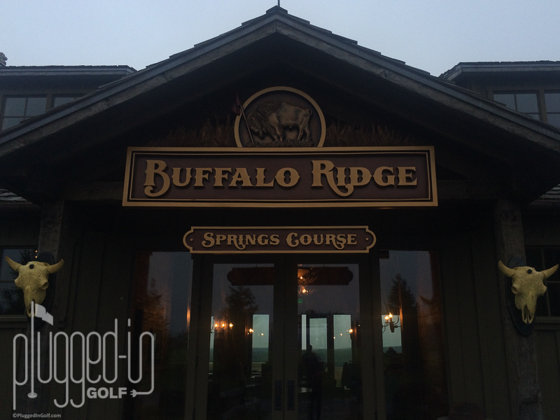 Buffalo Ridge Springs Golf Course Review