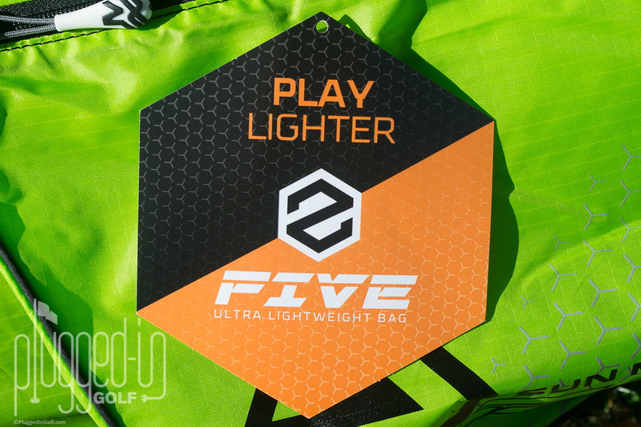 Sun Mountain 2Five Golf Bag Review