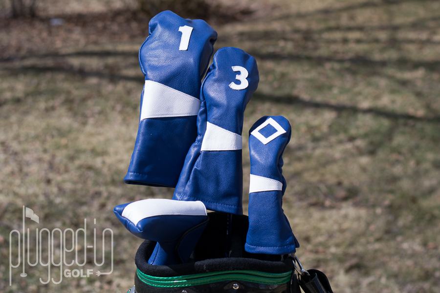 CRU Golf Headcovers (4)