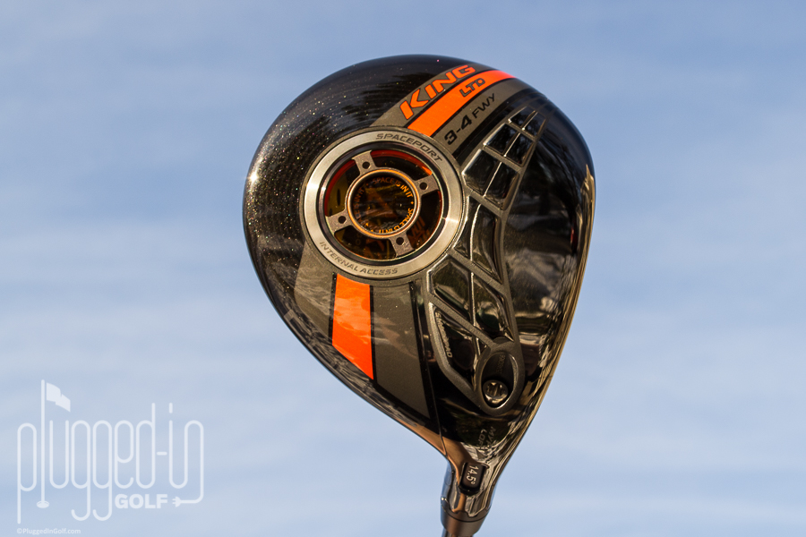 Cobra King Ltd Fairway Wood Review Plugged In Golf