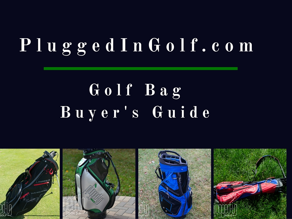 Golf Bag Buyer's Guide
