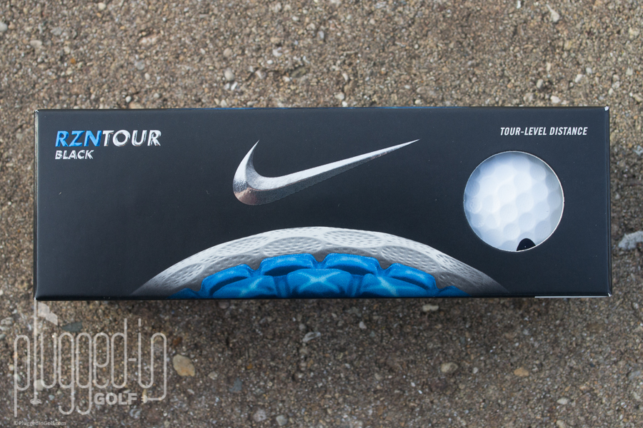 Nike RZN Tour Black Golf Ball Review