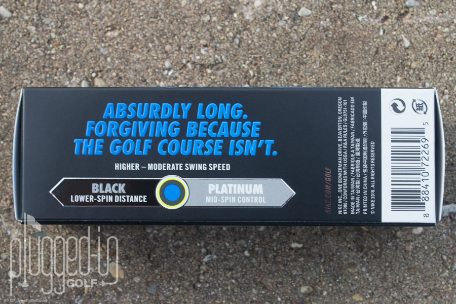 Nike RZN Tour Black Golf Ball_0021