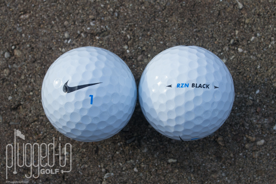 Nike RZN Tour Black Golf Ball_0023