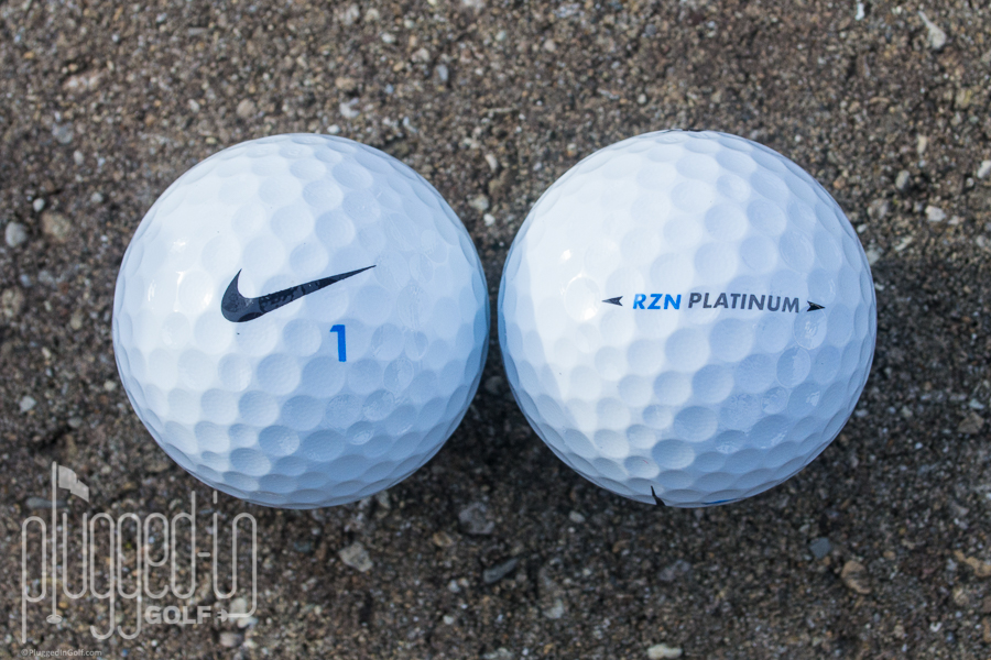Nike RZN Tour Platinum Golf Ball_0010