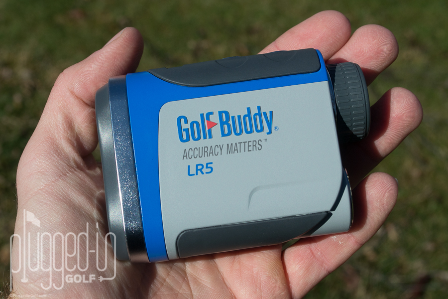 GolfBuddy LR5 Laser Rangefinder Review