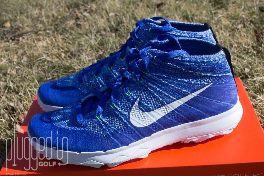 Nike Flyknit Chukka Golf Shoe Review
