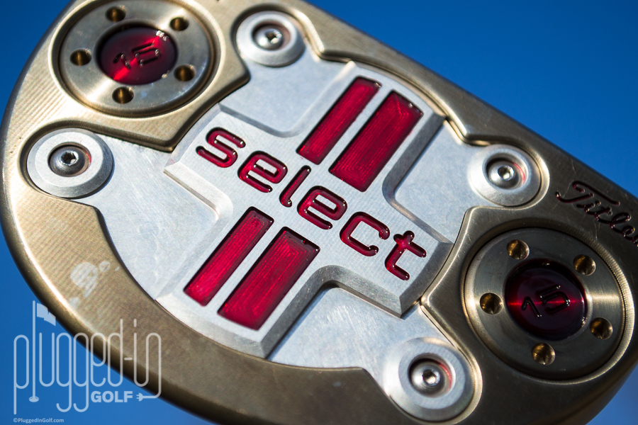DIY Custom Scotty Cameron Select Roundback Project – Torching Stainless Steel
