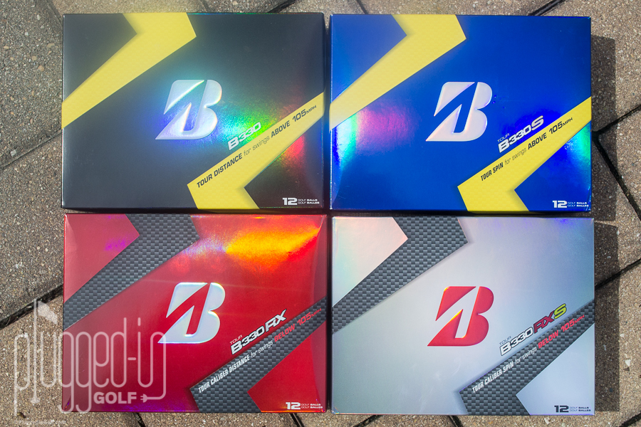 Bridgestone 2016 B330 Golf Balls_0009