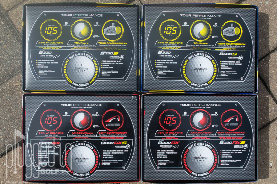 Bridgestone 2016 B330 Golf Balls_0011