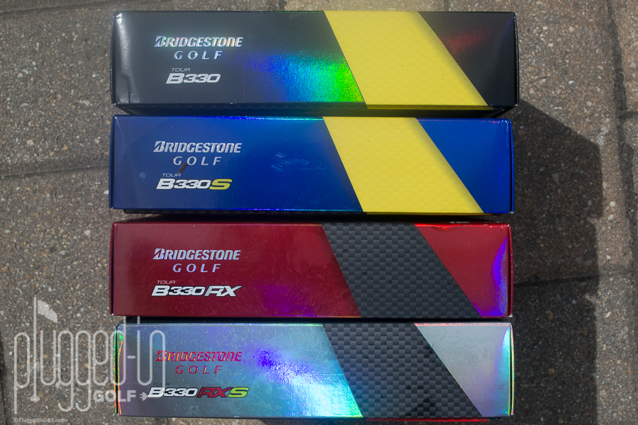Bridgestone 2016 B330 Golf Balls_0013
