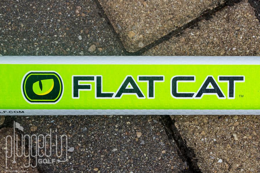 Flat Cat Putter Grip Review