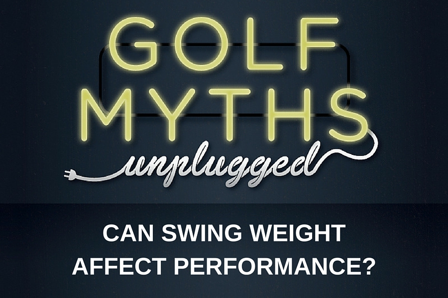Can Swing Weight Affect Performance? – Golf Myths Unplugged