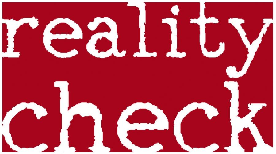 Reality Check (up)