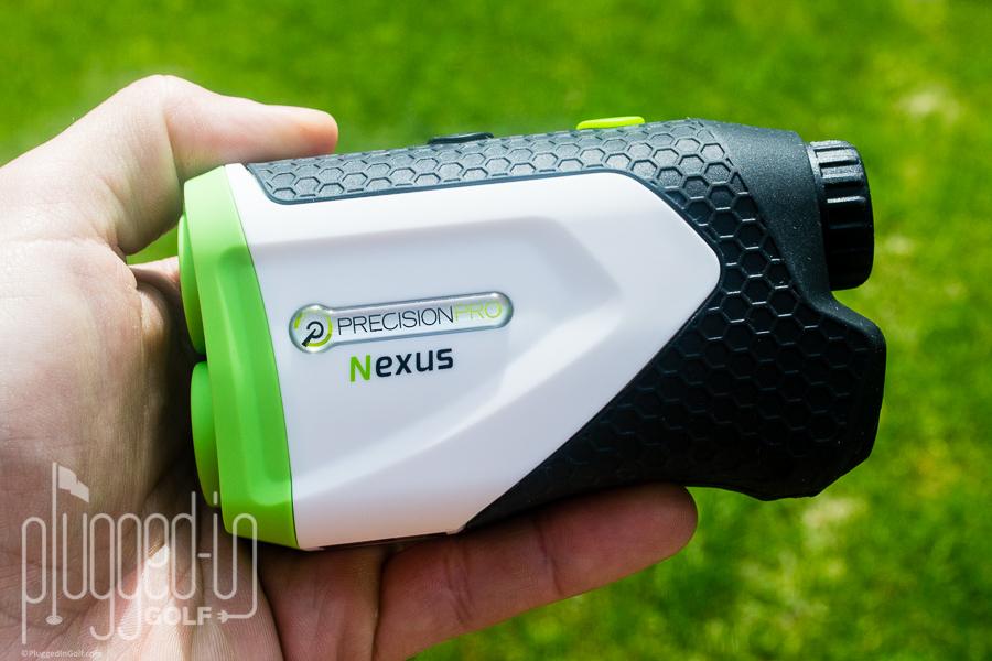 Precision Pro Nexus Laser Rangefinder Review