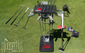Inside an Edel Putter Fitting