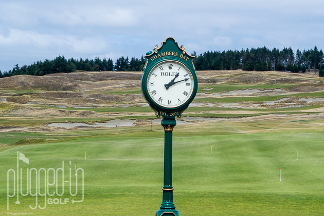 Chambers Bay Golf Course Review