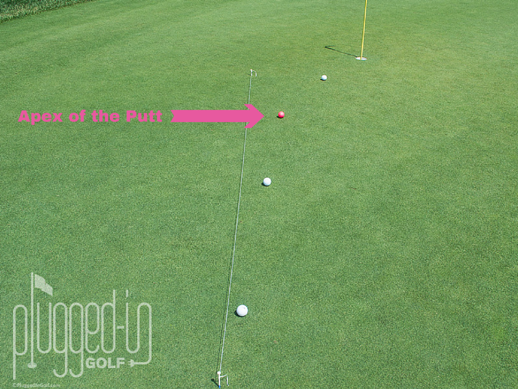 Apex of the Putt