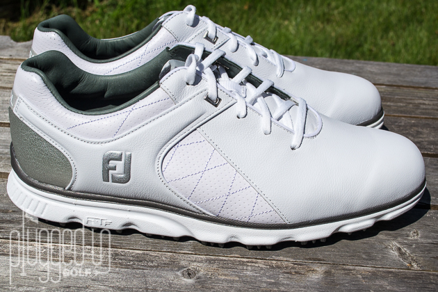 Footjoy Pro Sl Golf Shoe Review Plugged In Golf