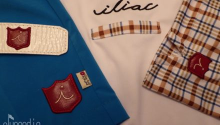 Iliac Golf Gold Dust Tartan Apparel Review