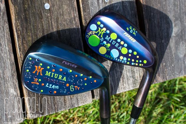 Custom Miura Wedges