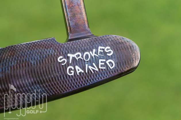 Strokes Gained Custom Putter Review